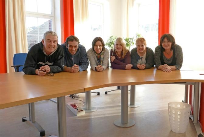 Alle Tisch