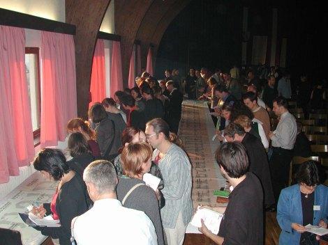 Waldviertelfestival 2001