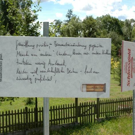 Übergänge - Prechody