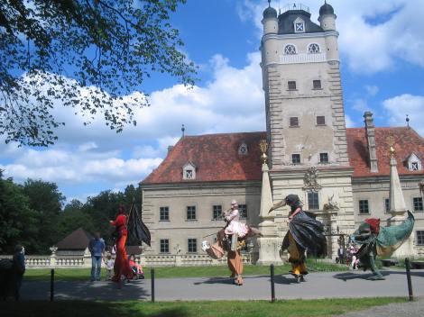 Zwergengarten - Greillenstein